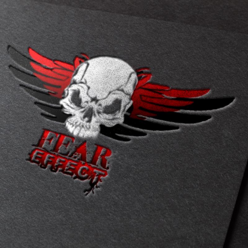 Logo pour un groupe de métal
