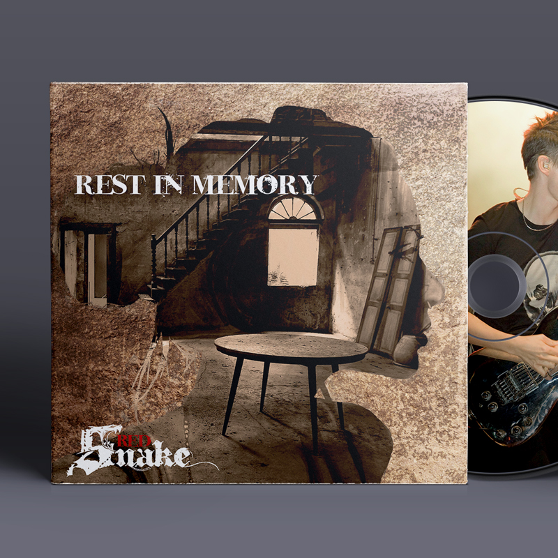 Pochette d'album CD