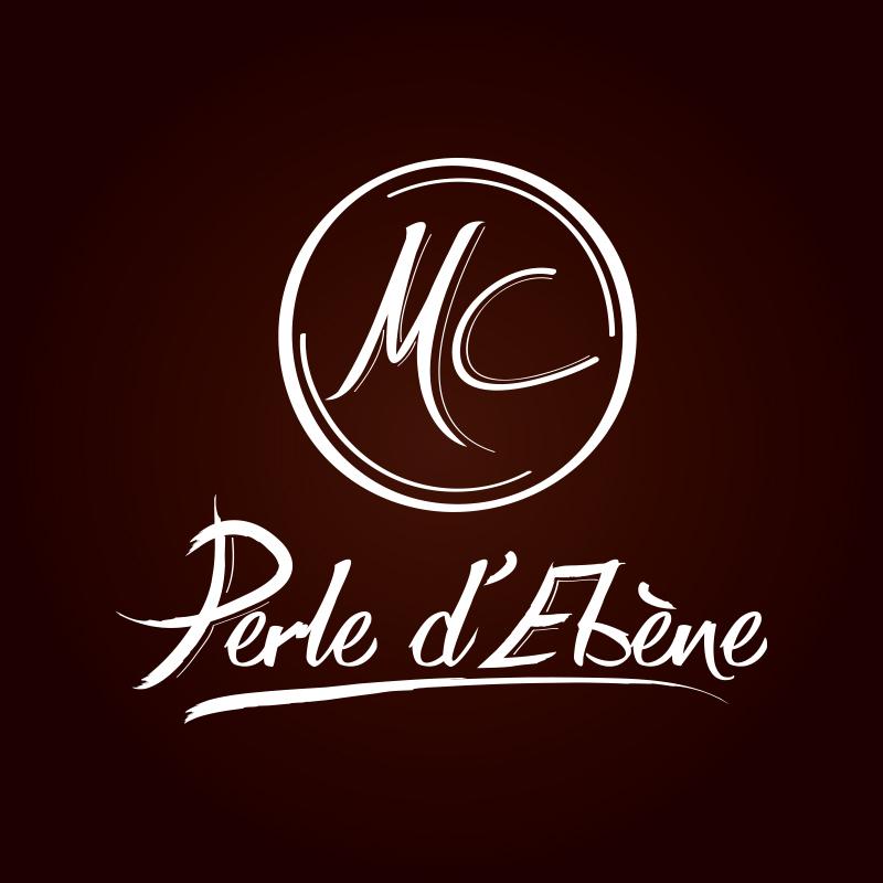 Perle d'ébène - Logo et site